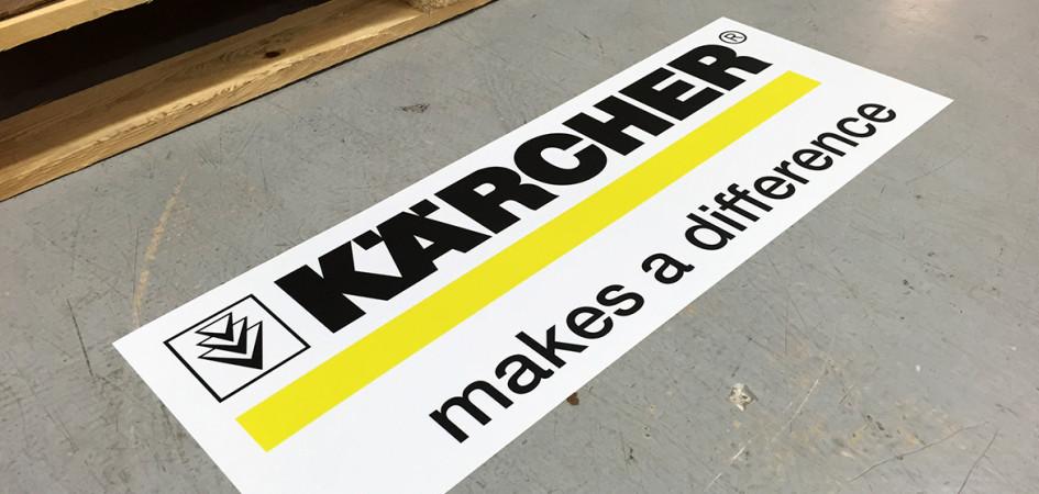 Fußgängerzonen- Museum – Estrich – PVC – Linoleum – Spachtelboden – kurzfristige Anwengdung – mittelfristige Anwendung