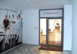Eröffnung weiterer Dentics Praxisin Stuttgart